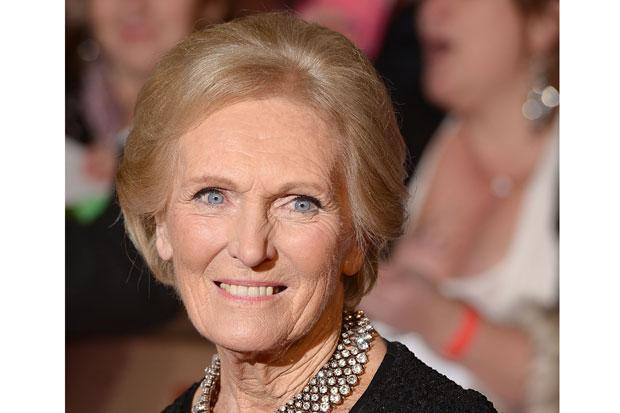 Queen of puddings: TV chef Mary Berry awarded freedom of Bath
