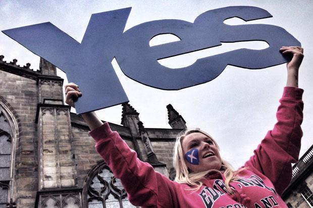 200 business leaders sign up to say Yes to independence