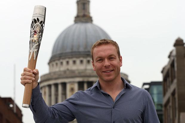 Sir Chris Hoy: Games are starting to feel very real