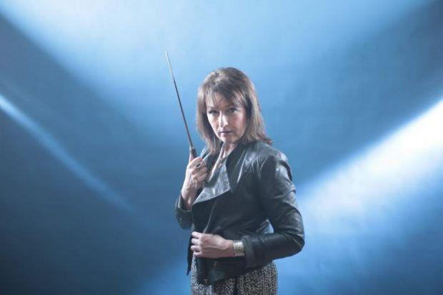 Blythe Duff sharpens her steel as dame of thrones
