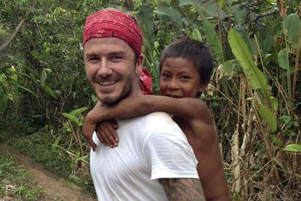 TV review: David Beckham goes into the unknown