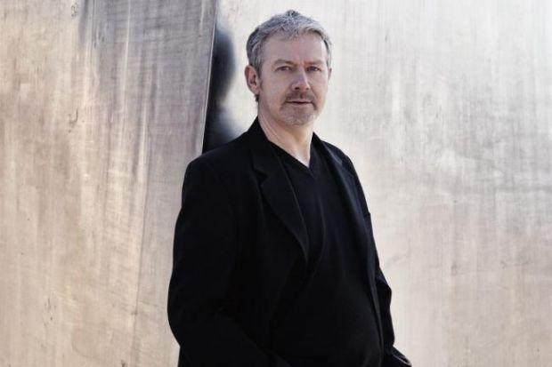 ALASDAIR NICOLSON: Festival's composer and artistic director has a hands-on approach. Picture: Paul Foster-Williams
