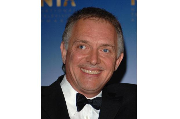 Rik Mayall heading to the top of the charts