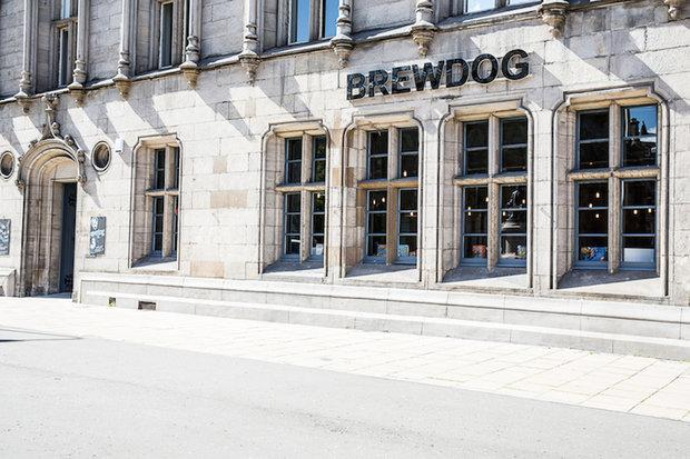 Awesome foursome: BrewDog opens fourth Scottish bar in Dundee