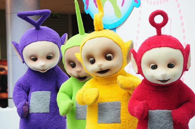 Teletubbies to make TV comeback