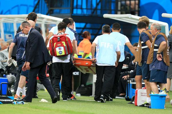 List: 25 more bizarre football injuries (to make England physio Gary Lewin feel a bit better)