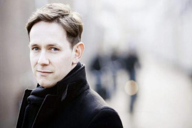 Iestyn Davies: The countertenor is preparing for a concert in the capital this weekend.