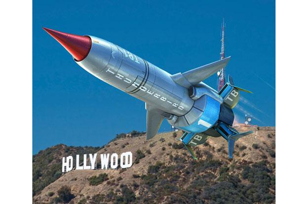 Fans get first glimpse of new Thunderbird 1