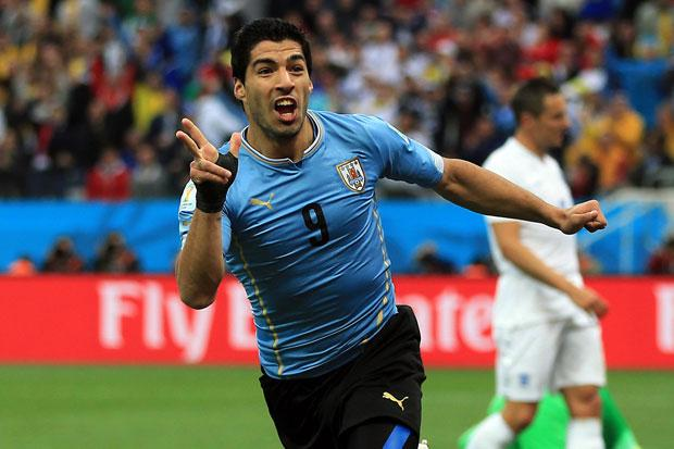 Suarez: Roy Hodgson inspired my two goals by saying I wasn't world class