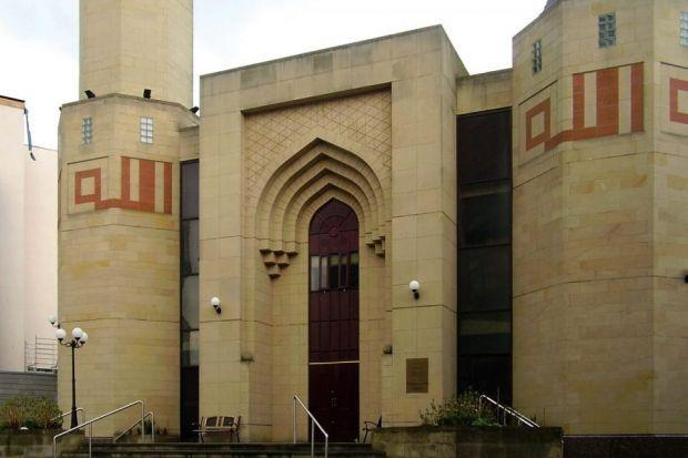 Pair detained for desecrating mosque with strips of bacon