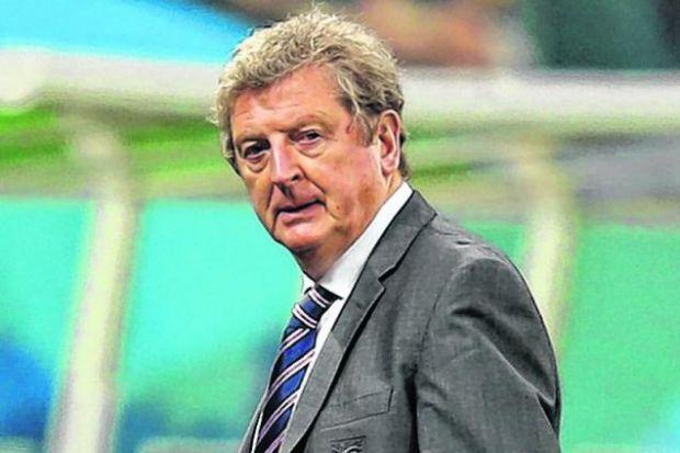 Roy Hodgson would have put a tenner on England winning the World Cup. Picture: Getty Sport