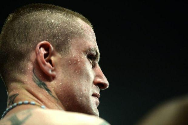 Ricky Burns is confident he will come out on top in Friday's fight    Photograph: SNS