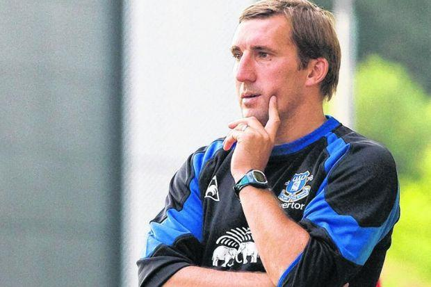 Alan Stubbs has yet to be appointed as Hibernian started pr