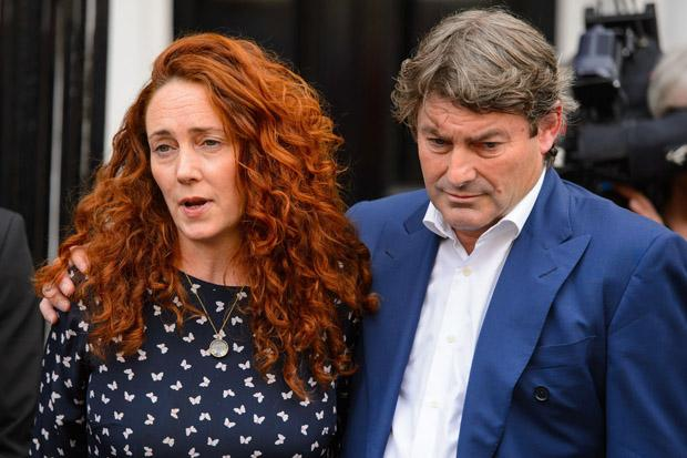Rebekah Brooks: I feel vindicated by unanimous verdicts