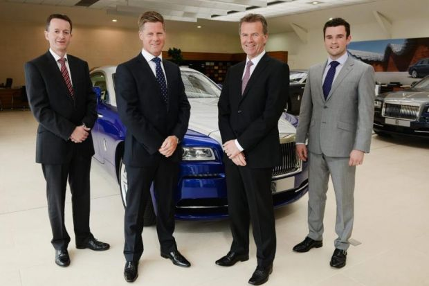 Mcmahon Snaps Up Murray Motor Group Dealership In 3 Million Move