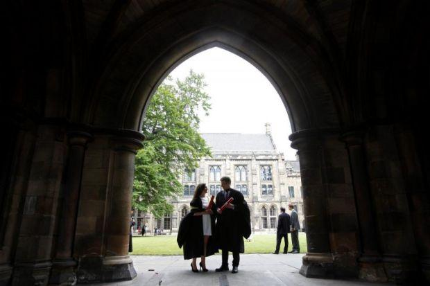 Jobs boost for Scots graduates