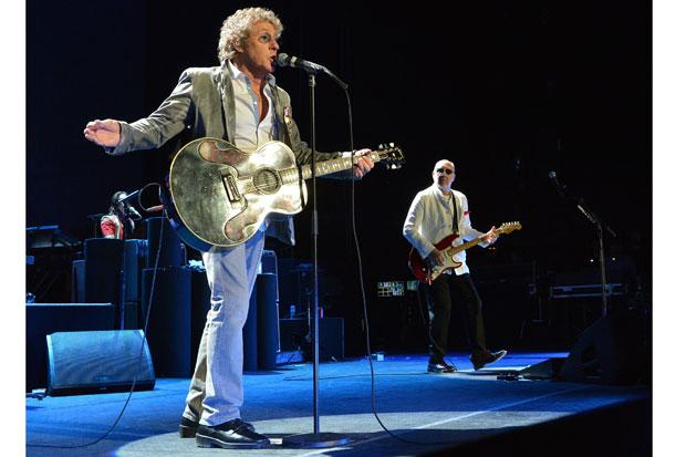 Their Generation: The Who turn 50 and head for Glasgow gig