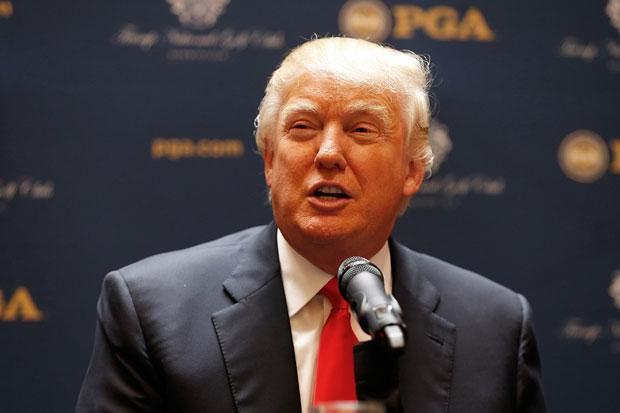 Trump Turnberry? The Donald says it's not about ego but commercial success