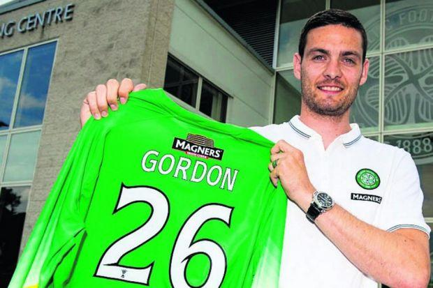 Craig Gordon considers it an achievement to ha