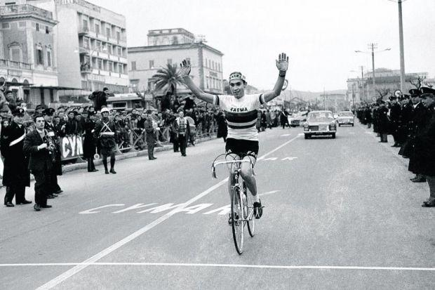 Eddy Merckx won five Tours de France, five Giri d'Italia, one Vuelta a Espana and a myriad of one-day classics in a career full of glory and occasional controversy. Picture: Tonny Strouken