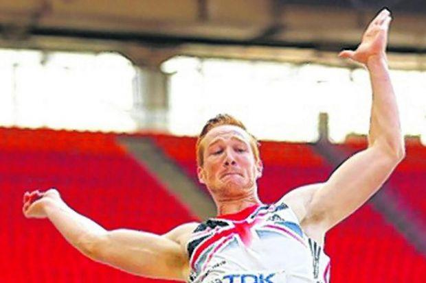 Greg Rutherford is back to his best