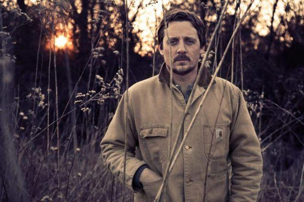 ON THE RIGHT TRACK: Sturgill Simpson is staying true to his musical roots