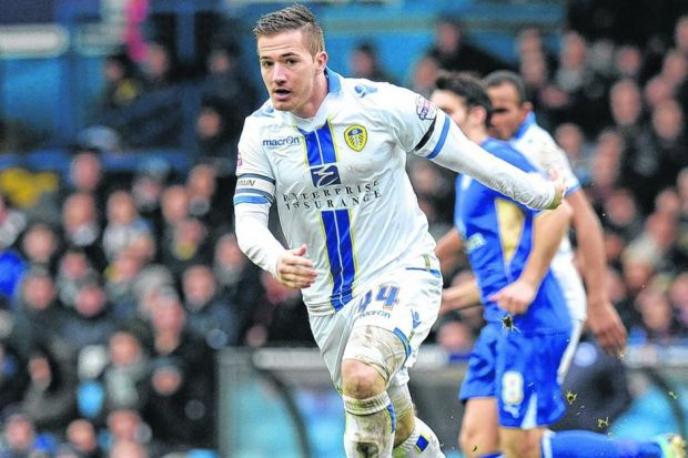 Ross McCormack became the latest big-money product of the Murray Park system this week. Picture: Getty Images