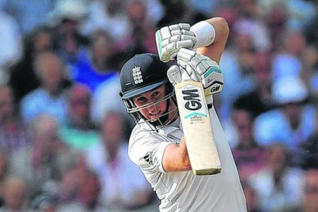 Joe Root's knock was a rare source of optimism for England at Trent Bridge and he begins day four chasing his fourth Test century. Picture: PA