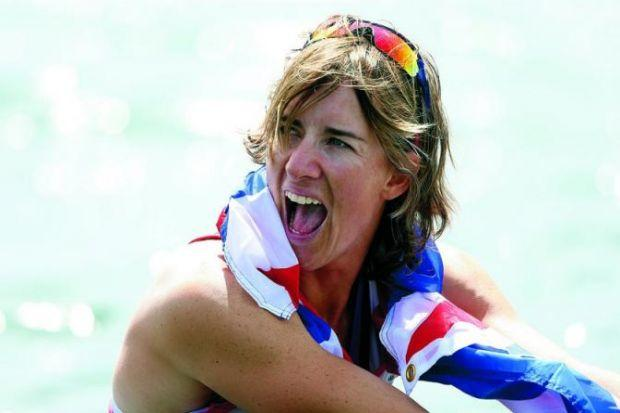 Katherine Grainger still can't decide whether to retire   Photograph: Getty