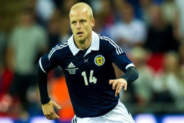 Steven Naismith believes Germany's success in Brazil shows the advantages of having faith in your manager   Photograph: SNS