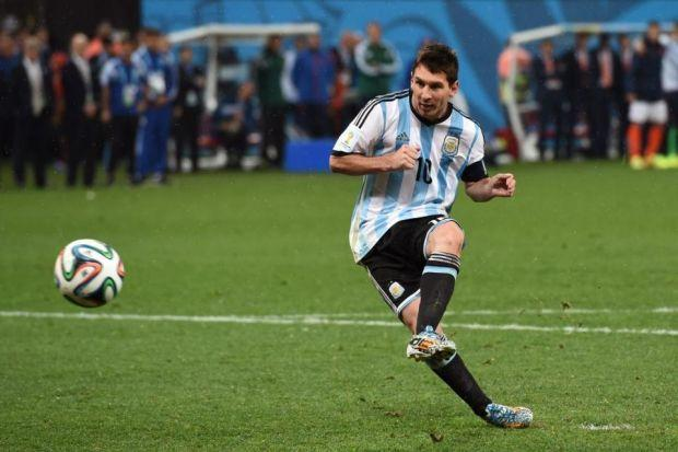 Lionel Messi is not the player he was   Photograph: Getty