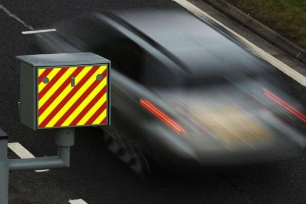 One in five speed cameras working