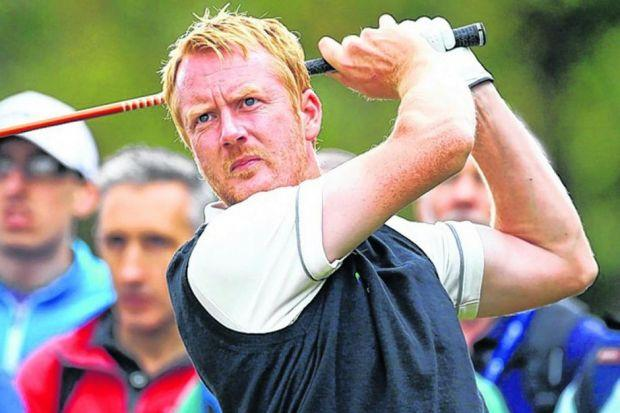 Paul McKechnie always wanted to play at the Open. Picture: PA