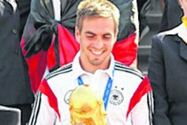 Philipp Lahm retires as World Cup winning captain