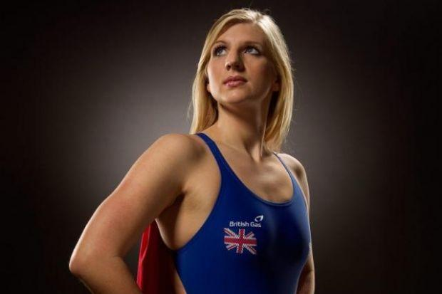 Adlington retired from the pool in February last yearPhotographs: Clive Rose/ Getty Images