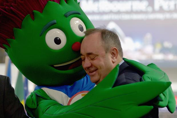 Salmond: I believe Glasgow will be Freedom City in indyref