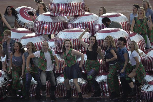 Icing on the tea-cake: Tunnock's sales soar after opening ceremony appearance