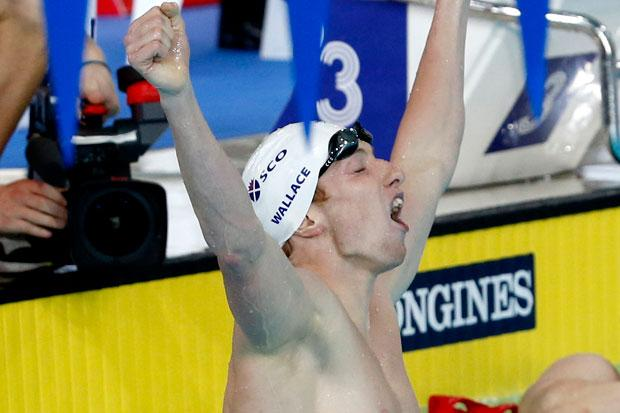 The gold rush goes on: three more on Day 2 of Glasgow 2014