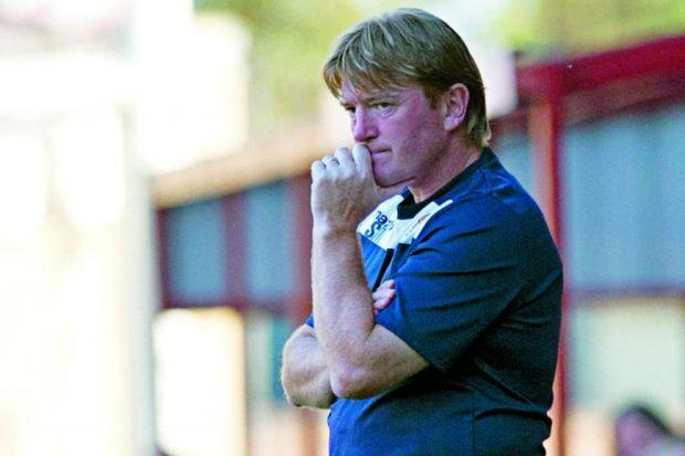 Stuart McCall will be h