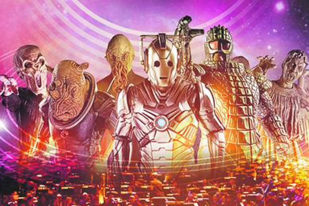 Dr Who Symphonic Spectacular comes to Glasgow in 2015