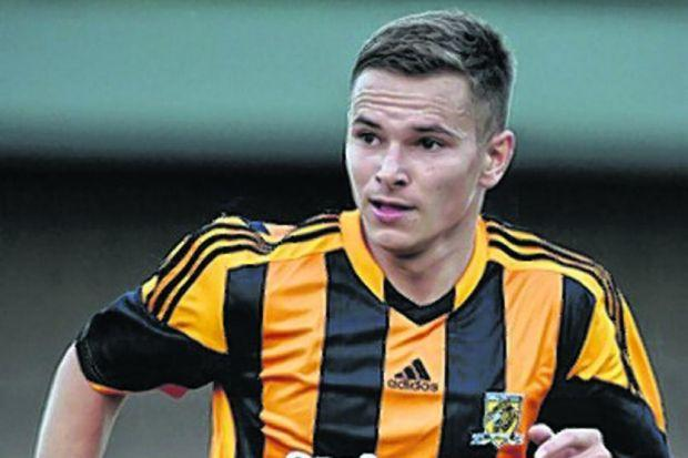 Conor Townsend has swapped Hull for United on loan