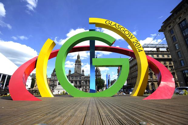 Glasgow 2014's Big G on the move to secret location
