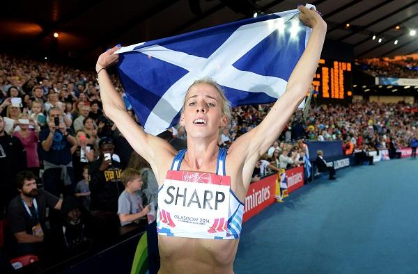 Defiant to the end: Lynsey Sharp fights off illness to win silver