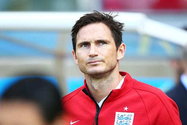 Lampard heading to the Etihad in Man City loan deal