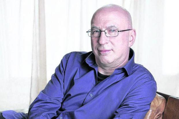 CHILLED: Ken Bruce admits he is pretty easy going. 'It's the kind of job that if you can do it, it's not difficult.'