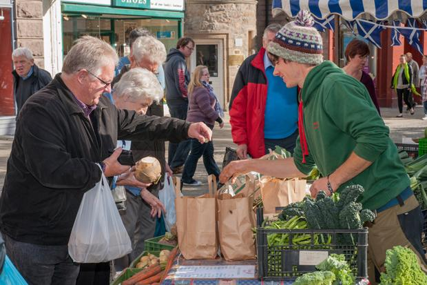 Harvest festival comes to Scotland as dates released for autumnal food celebration