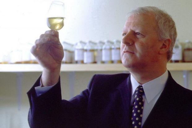 ENTERPRISING SPIRIT: BenRiach co-owner Billy Walker is toasting a 116 per cent rise in profits to £8.9 million.