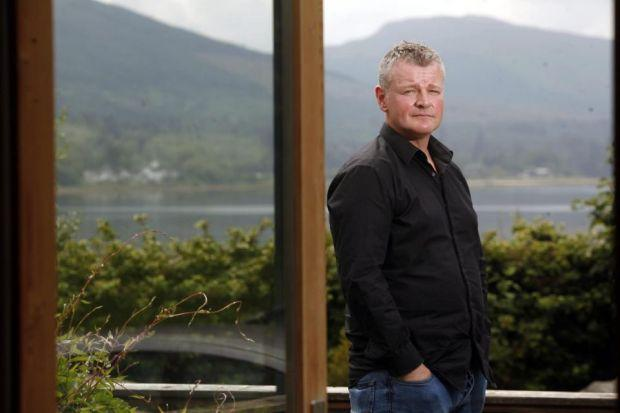 COMMITMENT: Award winning chef Roy Brett is working with Loch Fyne Oysters to improve the offering at its famous Oyster Bar restaurant.ne Oysters' executive chairman Campbell Shirlaw says it will continue to invest after recording a £616,822 pre-tax loss