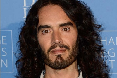 Video: Russell Brand backs independence for Scotland