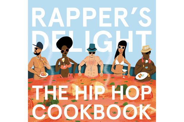 Bite for your right to party: hip hop-inspired cookbook released